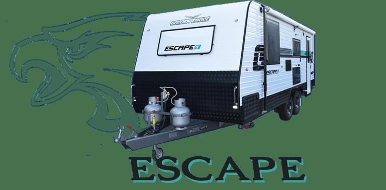 """Escape """"family caravans"""""""