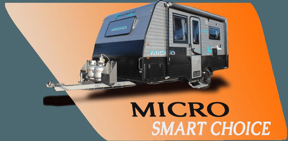 "Paramount micro ""small & compact"""